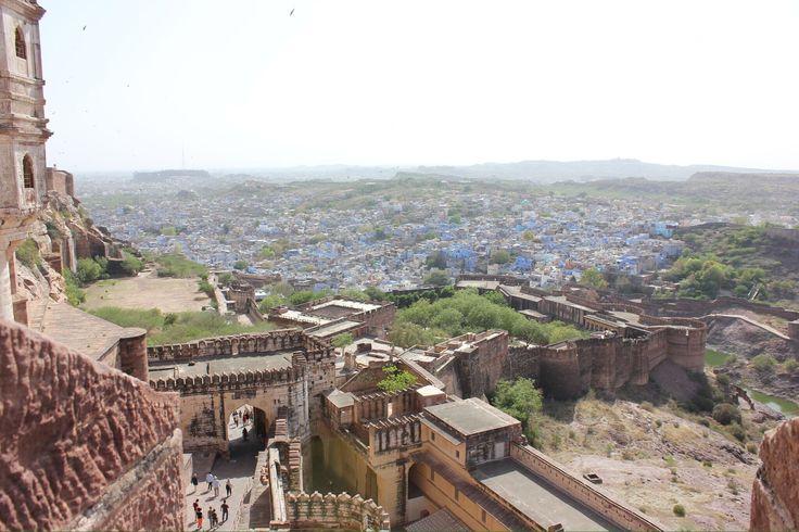 India's blue city