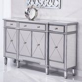 Found it at Joss & Main - Jolene Mirrored Sideboard