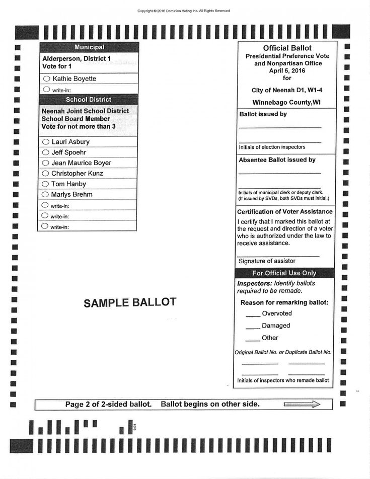 Best  Sample Ballot Ideas On    Election Date
