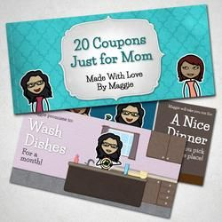 personalized coupon books