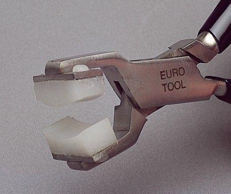 PULSERA DE DOBLADO ALICATE - tomar metálica plana o espacios en blanco estampadas y doblar en una pulsera - herramienta de trabajo de metal impresionante