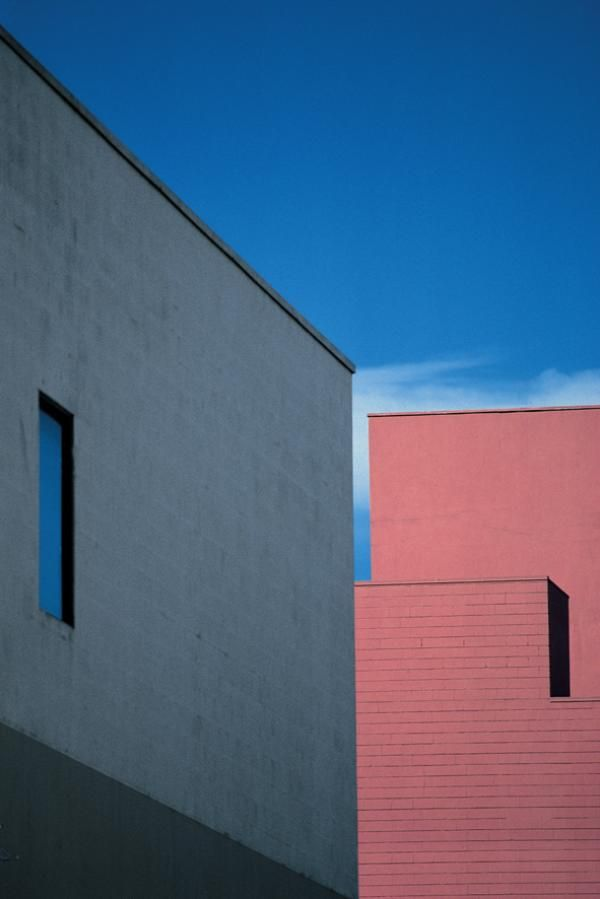 URBAN LANSCAPE, LOS ANGELES  1990.  Image by Franco Fontana.