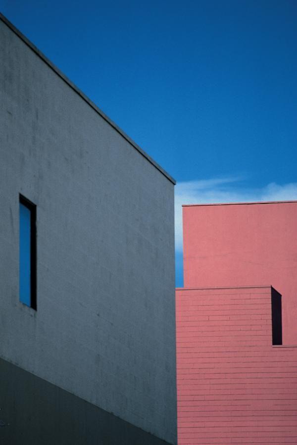 Urban Lanscape, Los Angeles - Franco Fontana