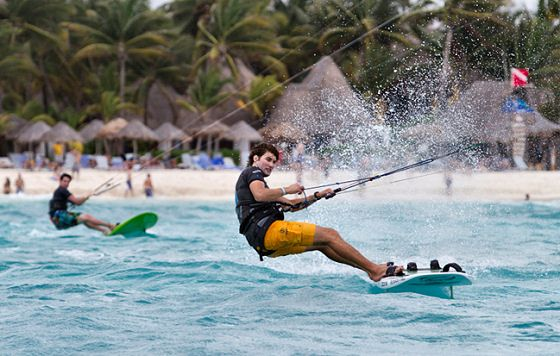 The International Sailing Federation (ISAF) has confirmed that kiteboarding will replace windsurfing in the Rio 2016 Olympic Sailing Competition. Council voted 19 to 17 to have kiteboarding in the capital of Brazil.