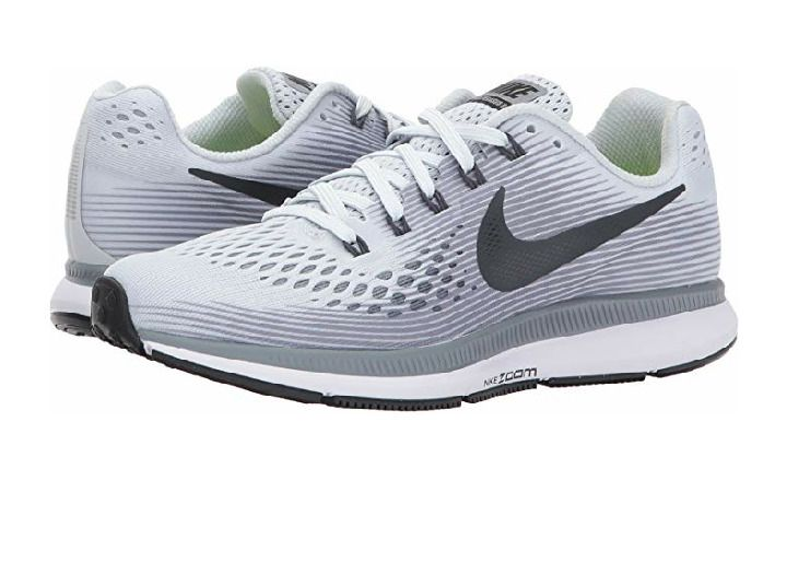 innovative design e0d98 ea81e Authentic Womens Air Zoom Pegasus 34 Low Top Lace Up Running ...