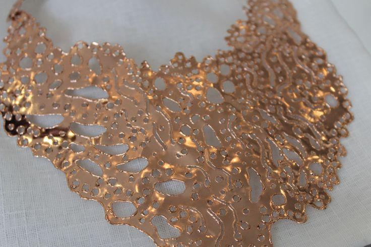 #Collana o merletto?  #patricioparada da #LeABoutique