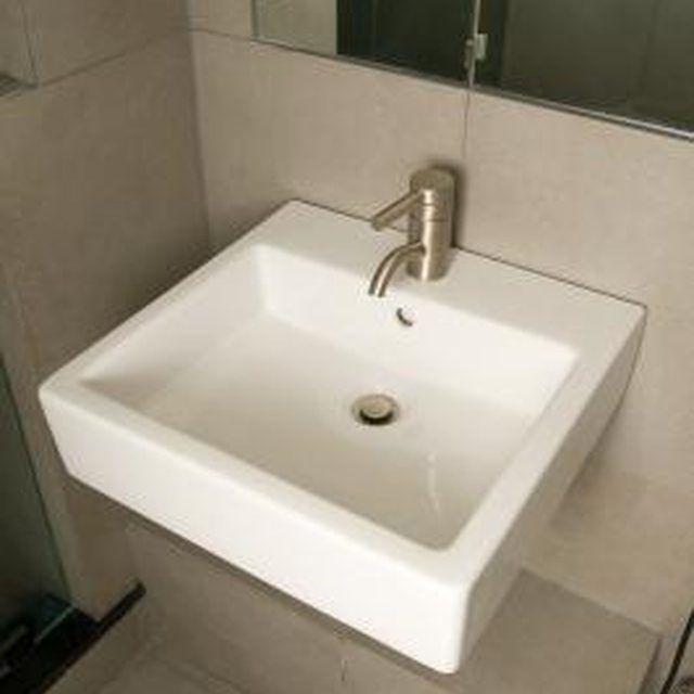 Bathroom Bathroom Sink Drains Slowly How To Unclog A Bathroom Sink