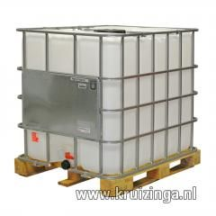 IBC Container kopen bij Kruizinga.nl | Franco Geleverd | Nieuw Gebruikt Verhuur.