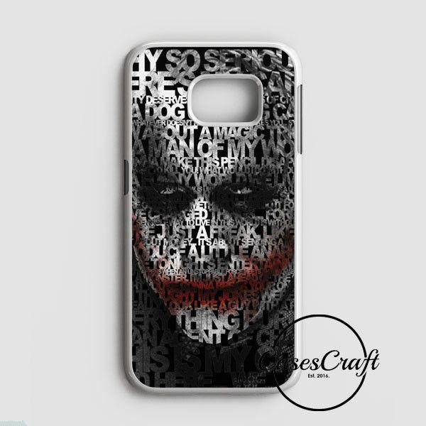 Joker Batman Samsung Galaxy S7 Case   casescraft