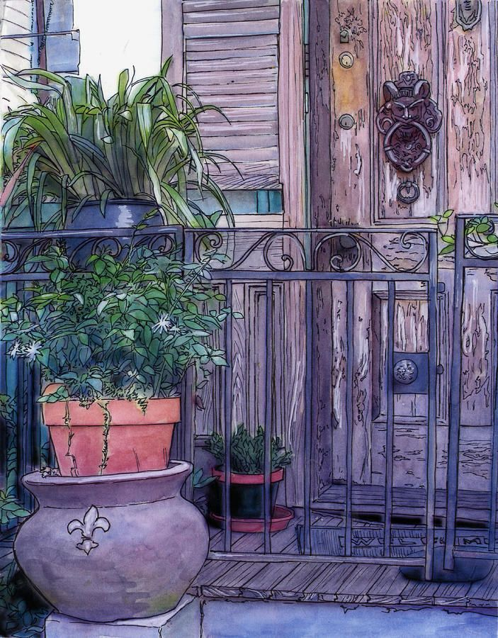 284 Best Images About Art Of New Orleans On Pinterest
