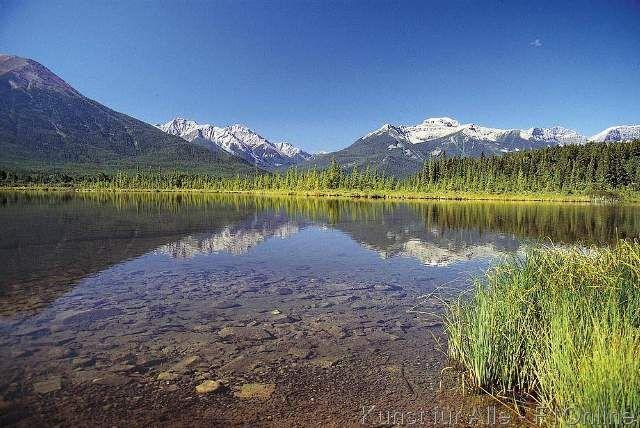 Banff Nationalpark, Alberta