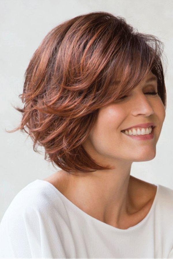Short Bob Hairstyle Wavy Synthetic Hair Women Wigs – Dingen die ik leuk vind