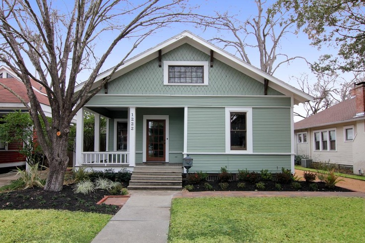 1000 images about craftsman bungalow exterior paint for Craftsman home builders houston