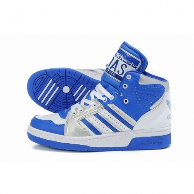 Best Seller Mens Adidas Obyo Jeremy Scott JS LICENSE PLATE Blue Trainers For $88.00 Go To: http://www.jeremyscottvip.com