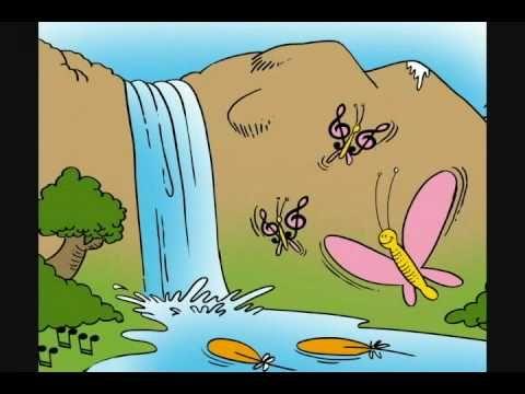 En un caluroso día de verano, la vida en el campo transcurria placidamente... libélulas, mosquitos, mariposas, saltamontes, ranas y... Grillito, un grillo qu...