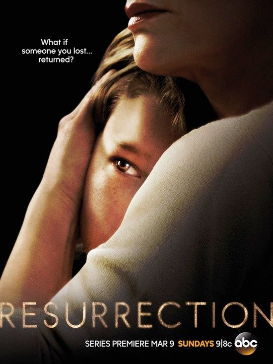 I can not wait to watch this! #RESURRECTION ABC TV SHOW, Photo Posters saison 1 Série TV