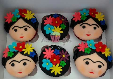 Cupcakes Frida