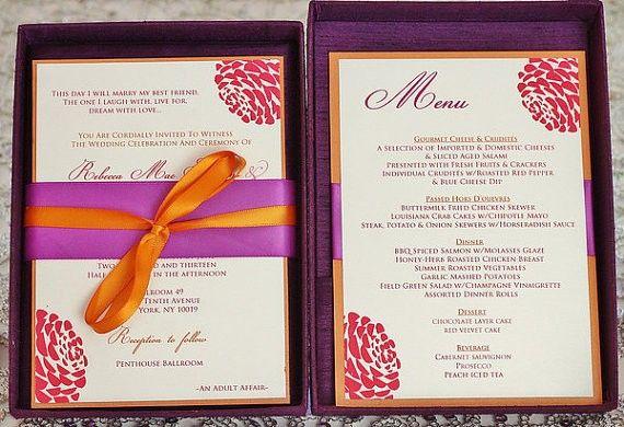 428 best images about invitaciones de boda on pinterest - Tarjetas de invitacion de boda originales ...