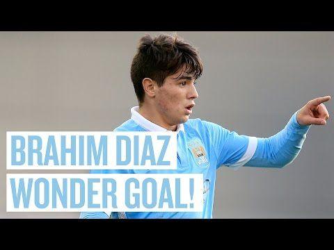 DIAZ WONDER STRIKE | City U18s 4-3 Chelsea U18s | Highlights