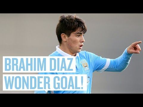 Brahim Diaz scored wonder solo goal for Man City U18s v Chelsea (Video)