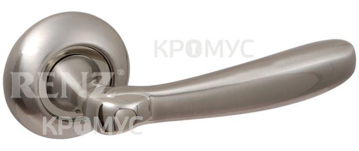RENZ DH 27-08 матовый никель/хром 1000р