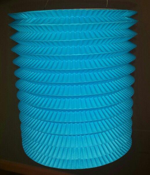 Farolillo azul blue party