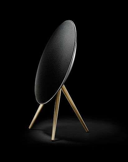 Coolest. Speaker. Ever. BeoPlay A9 by Bang & Olufsen.