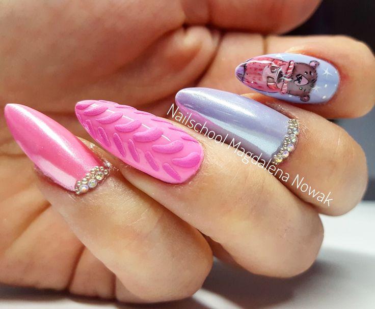 Winter's nails beauty nails