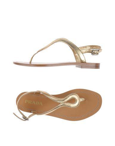 PRADA Flip flops. #prada #shoes #flip flops