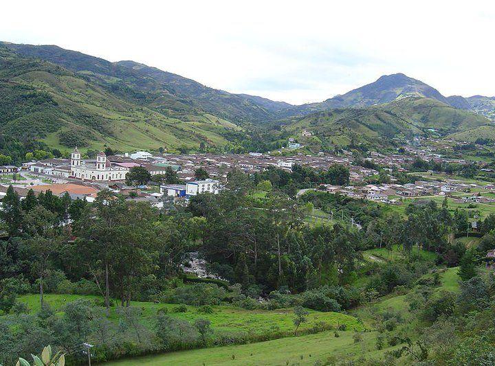 Silvia Cauca Colombia. Otra vista de nuestro pueblo