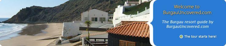 Burgau - Algarve - Portugal...Uncovered!