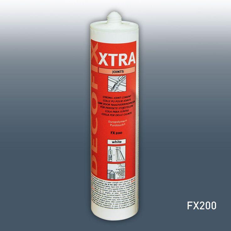 Orac FX200 Kleber DecoFix Extra 310 ml Montagekleber Stoßstellen Verbindungen.