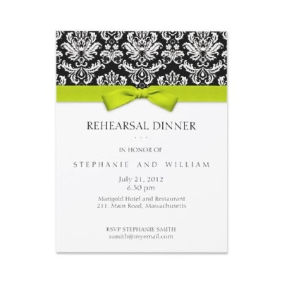Best Wedding  Rehearsal Dinner Invitations Images On