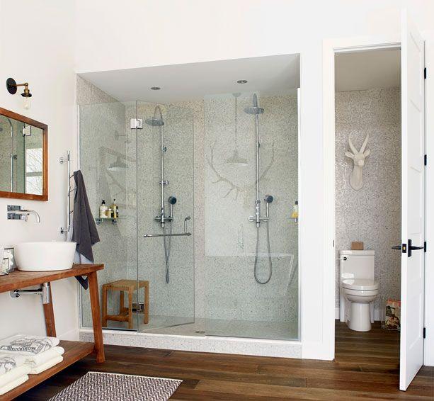 Salle de bains nature et pur e d cormag salles de for Decormag salle de bain