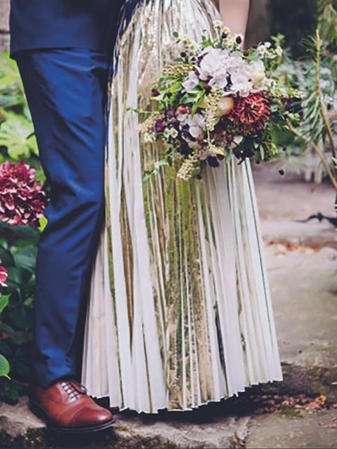 Un mariage en mode alternatif | MilK - Le magazine de mode enfant