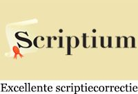 Laat je scriptie op taal én inhoud nakijken - zeer gunstig tarief