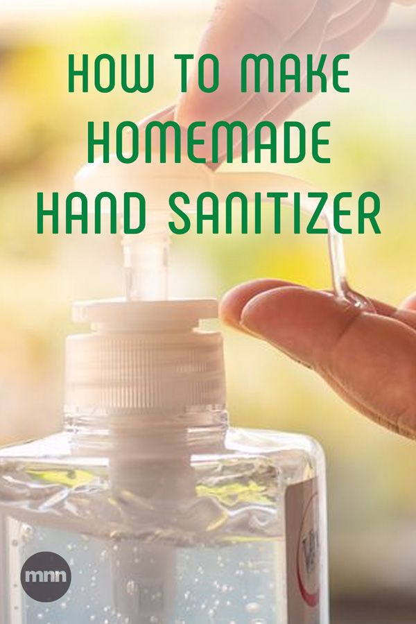 How To Make Hand Sanitizer Hand Sanitizer How To Stay Healthy