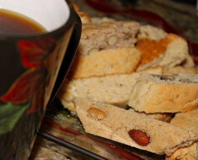 Traditional Italian Almond Contucci (Biscotti) - La Bella Vita Cucina