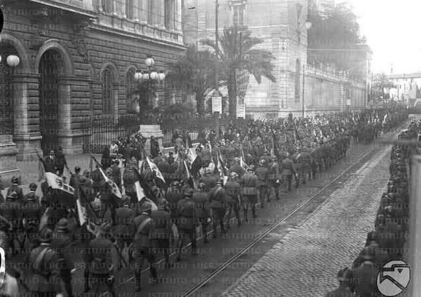Via Nazionale, 1921