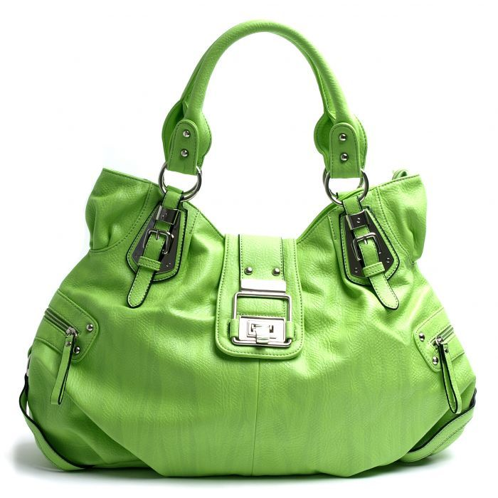 not a fan of the color but I love the purse