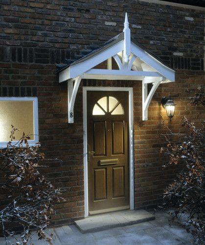 Apex Porch canopy from Richard Burbidge