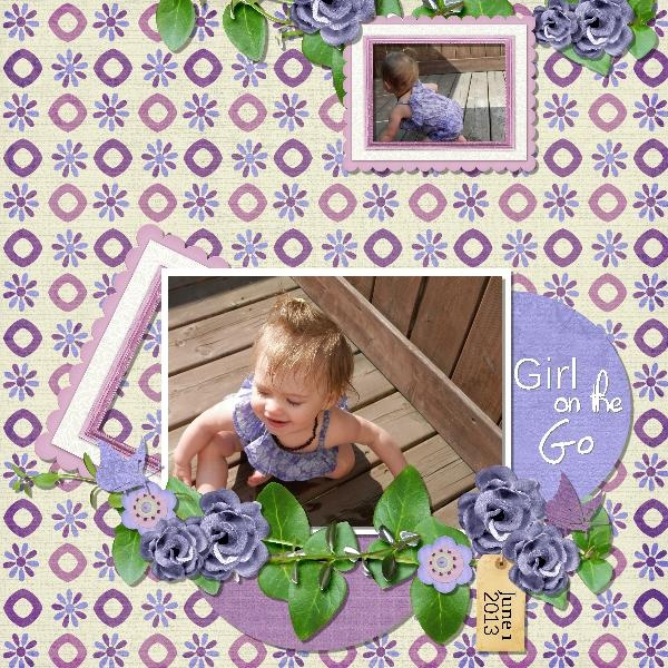 """FREEBIE - Let me invite you to take part of this month challenge at DDR """"use it all mini"""" with this pretty free add on for Lilac Butterfly"""