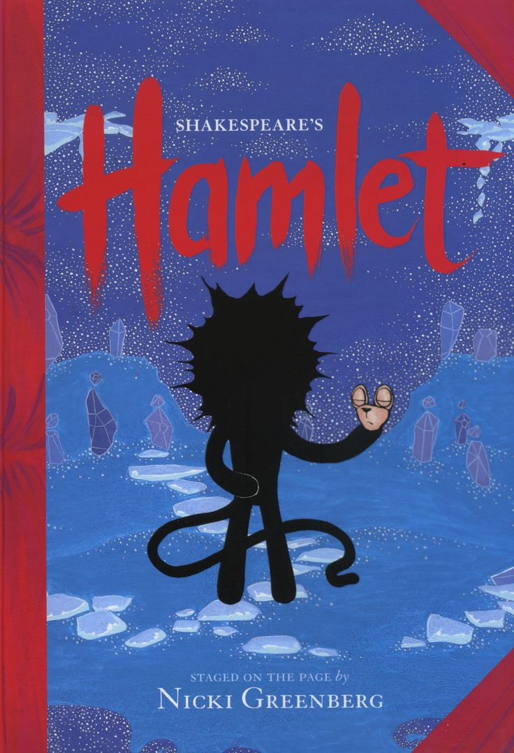 Free PETAA Unit of work on 2011 CBCA shortlisted book  Hamlet by Nicki Greenberg Picture Book