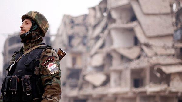 Syrská armáda přerušila zásobovací trasu pro Islámský stát vAl-Bábu