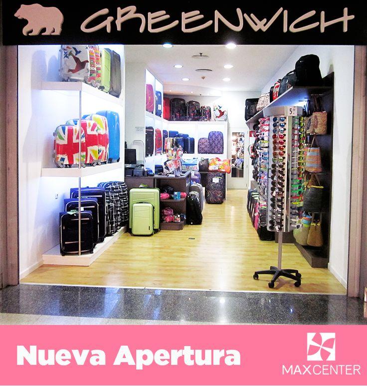 El pasado viernes 18 inauguramos al público Maletas Greenwich tienda de artículos de #viaje, #complementos de #moda, #marroquinería, #bolsos y #accesorios. ¡No puedes faltar!