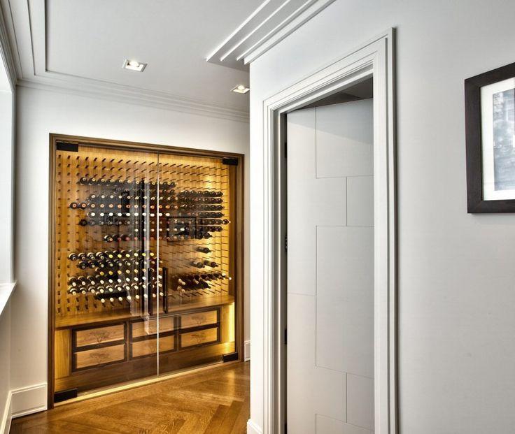 Top 50 Modern House Designs Ever Built: Best 25+ Glass Wine Cellar Ideas On Pinterest