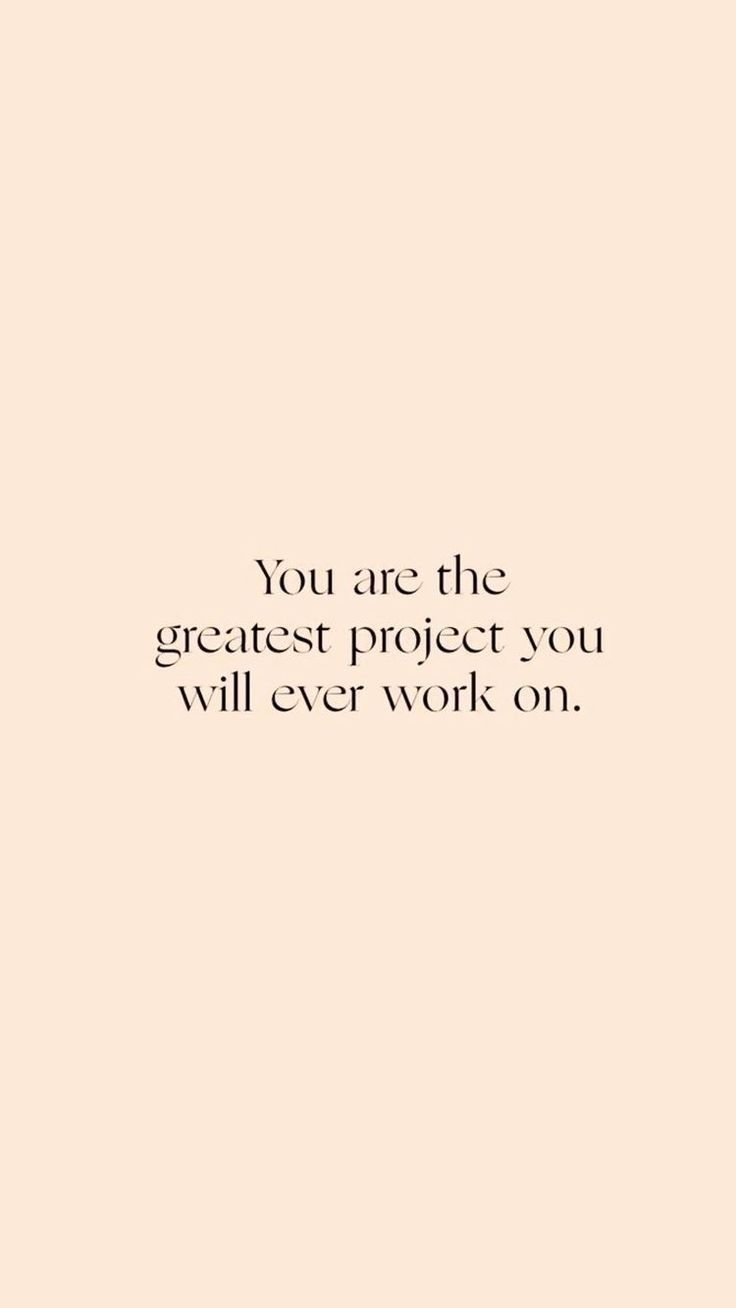 Inspirational quote   Words quotes, Self love quotes ...