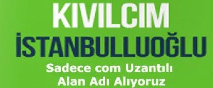 Türkiye'nin ilk alan adı yatırımcılarından biri olan ve 1998 yılından bu yana alan adı yatırımcılığı yapan Kıvılcım İSTANBULLUOĞLU ile çok özel bir röportaj gerçekleştirdik.