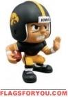 """Iowa Hawkeyes Lil' Teammates Series 3 Running Back 2 3/4"""" tall"""