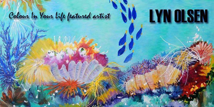 Lyn Olsen - Homepage